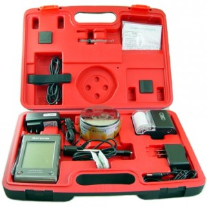 BPX5501 TouchScreen Portable Hardness Tester