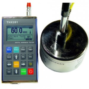 THX281 Portable Hardness Tester with Software